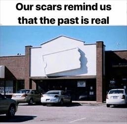 our scars