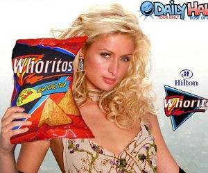 Paris HIlton Whoritos Picture