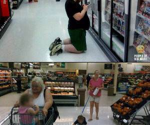 People of Walmart funny picture