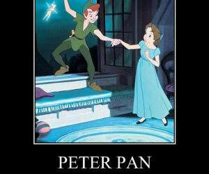 Peter Pan funny picture