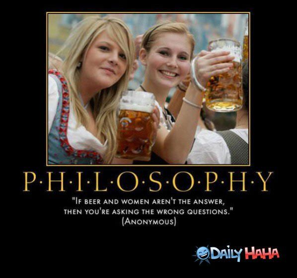 Philosophy funny picture