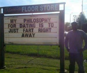 philosophy for dating funny picture