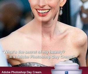 Photoshop Day Cream funny picture