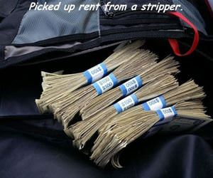 picked up rent funny picture
