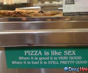 Really Good Pizza funny picture