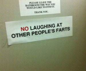 No Laughing funny picture