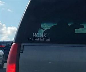 please honk funny picture
