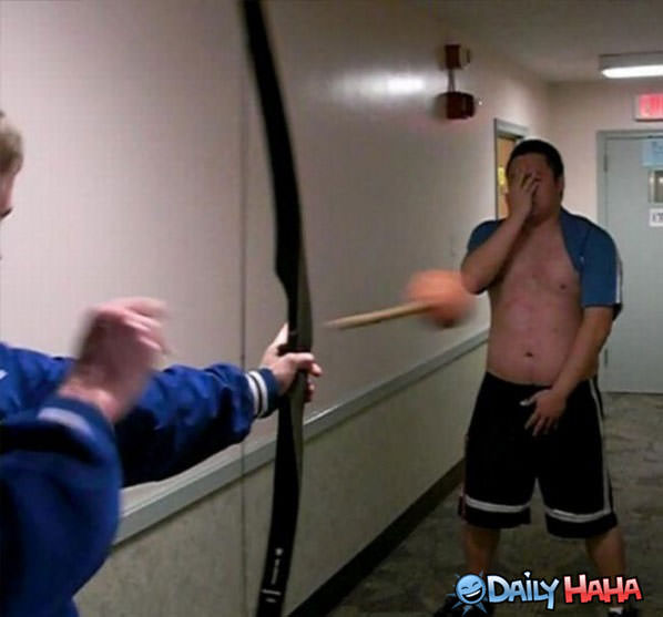Plunger Archery funny picture