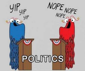 Politics funny picture