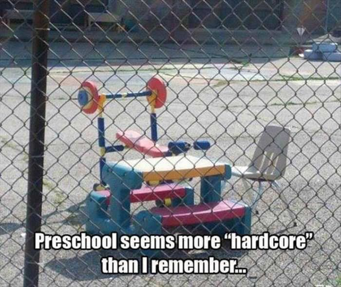 preschool funny picture