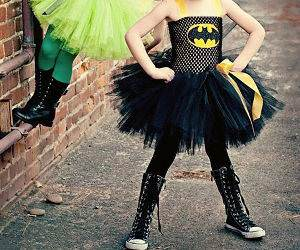 Princess Batman funny picture