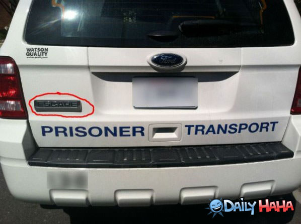 Prisoner Transport funny picture