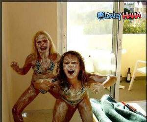 Psycho Paint Girls