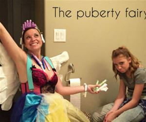 puberty fairy funny picture