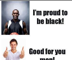 A Tad Racist funny picture