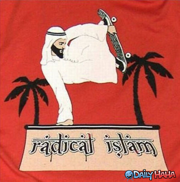 Radical Islam funny picture