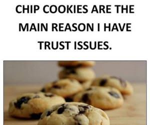 raisin cookies are evil funny picture