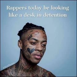 rappers today