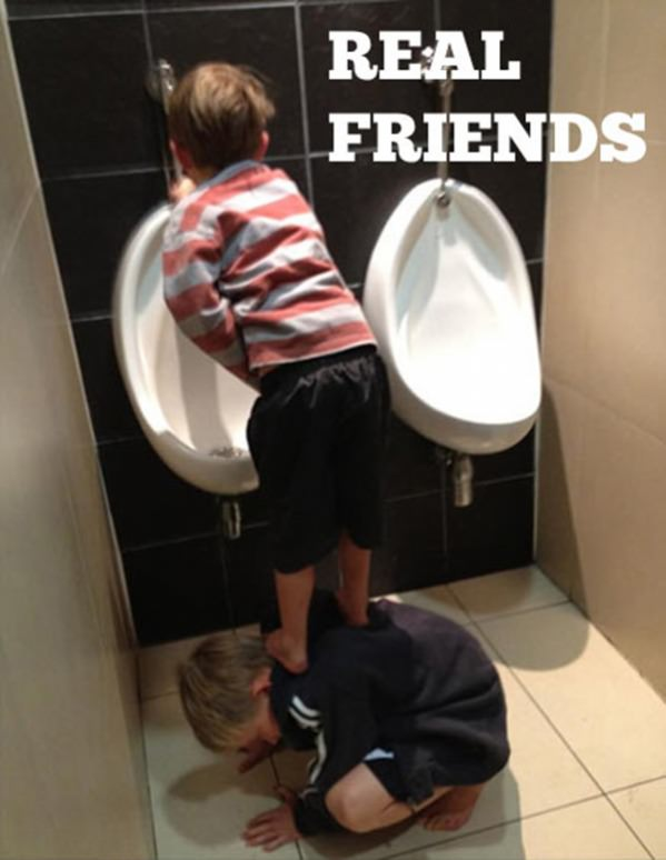 Real Friends funny picture