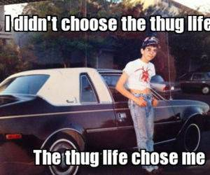 Real Thug funny picture
