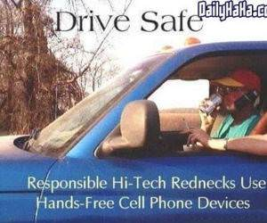 RedNeck Cell Phone