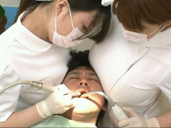 Very Relaxing Dentist Trip funny picture