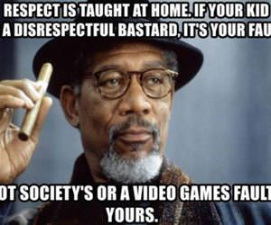 respect funny picture