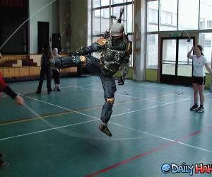 Robot Jump