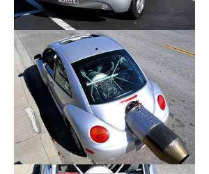 Rocket Propelled Bug