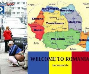 Welcome to Romania