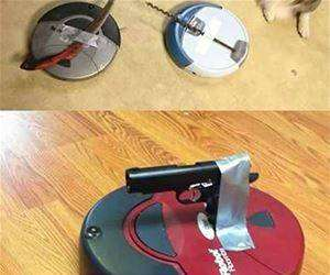 roomba wars funny picture