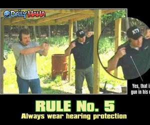 Rule Number 5 funny picture