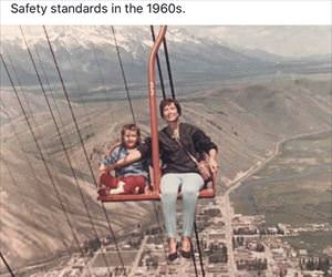 safety standards in the 60s