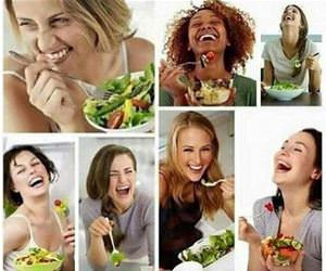 salad keeps making jokes funny picture