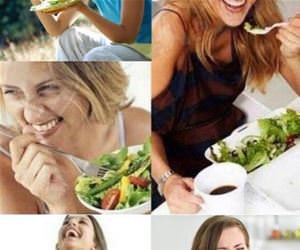 salad tells you a joke funny picture