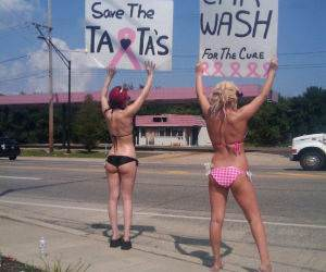 Save the Tatas funny picture
