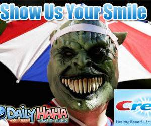 Show Us Your Smile