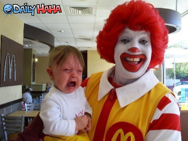 Scary Ronald