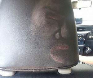 seat belt funny picture
