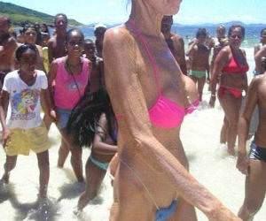 Sexy Bikini Not