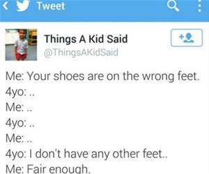 shoes are on the wrong feet funny picture