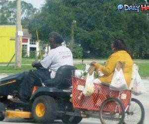 Shopping Cart Trailer Pic