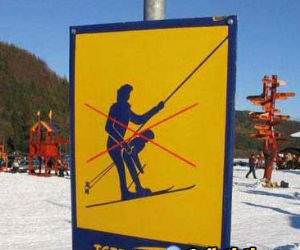 Bad Ski Resort
