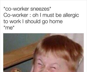 so allergic
