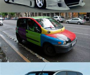 some beautiful cars funny picture