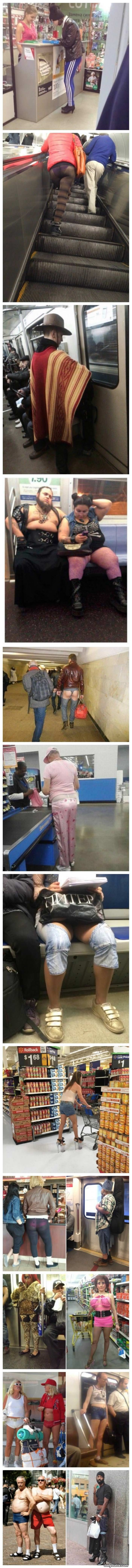 some strange fashion choices funny picture