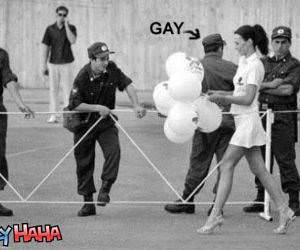 Someone is Gay Picture
