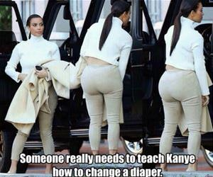 someone needs to teach kanye funny picture