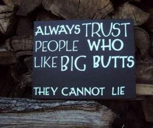 Butt Wisdom funny picture
