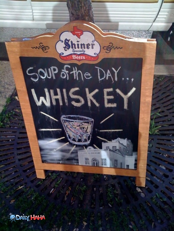 Soup of the Day funny picture